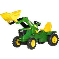 Rolly Toys John Deere 621OR Childs Front Loader with all Terrain