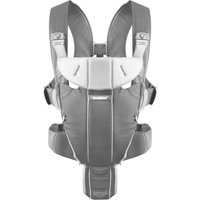 Babybjorn Baby Carrier Miracle Black Silver