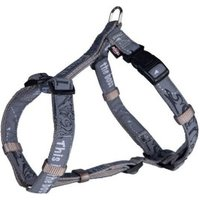 Trixie Modern Art This is the Boss dog harness L-XL (75-100 cm)