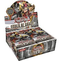 Yu-Gi-Oh! Order of Chaos Booster Display