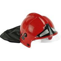 Theo Klein Fireman Helmet Red