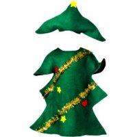 Smiffy's Kids Christmas Tree Costume