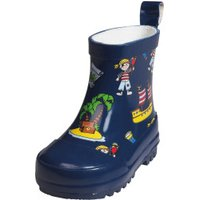 Playshoes Welly Allover Print