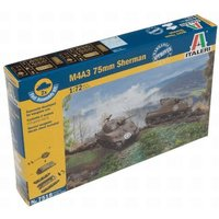 Italeri Sherman M4A3 75mm (7518)