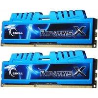 G.SKill Ripjaws X 16GB Kit DDR3 PC3-12800 CL9 (F3-1600C9D-16GXM)