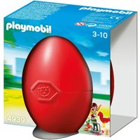 Playmobil Easter Egg - Mother & Son in Playground (4939)