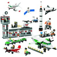 LEGO Space & Airport Set (9335)