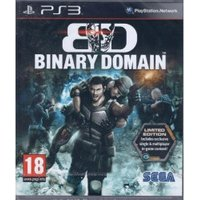 Binary Domain: Limited Edition (PS3)