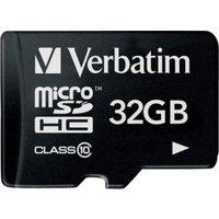 Verbatim microSDHC Premium 32GB Class 10 (44013)