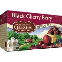 Celestial Seasonings Black Cherry Berry (20 Bags)