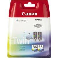 Canon CLI-36 Colour Twin Pack
