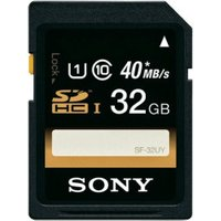 Sony SDHC 32GB UHS-I (SF32U)