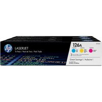 HP P126A Color Tri-Pack