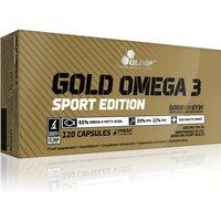 Idealo ES|Olimp Gold Omega 3 Sport Edition 120 Pieces