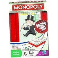Hasbro Travel Monopoly