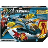 Hasbro Avengers Quin Jet