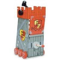 Le Toy Van Siege Tower Red
