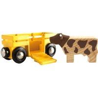 Brio Cow And Wagon
