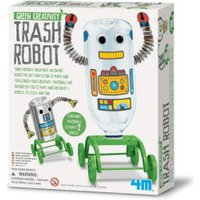 4M Green Creativity /Trash Robot (00-04587)