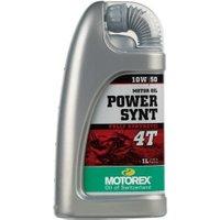 Motorex Power Synt 4T 10W-50 (1 l)