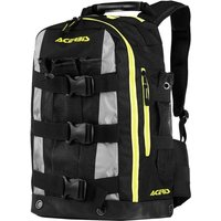Acerbis Shadow Backpack black/yellow
