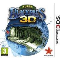 Super Black Bass 3D (3DS)