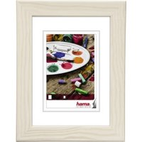 Hama Wooden Picture Frame Riga 15x20 white