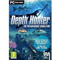 Depth Hunter: The Spearfishing Simulator (PC)