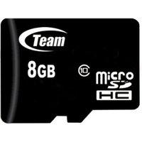 Team microSDHC Card 8GB Class 10