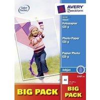 Avery Classic Photo Paper, A4, 125g/qm (2567-75)