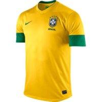 Nike Brazil Home Shirt Junior 2012/2013