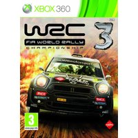 WRC 3: FIA World Rally Championship (Xbox 360)