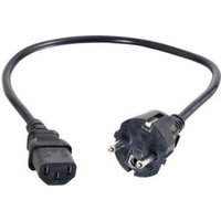 C2G 10m 16 AWG Universal Power Cord (IEC320C13 to CEE7/7) (88547)
