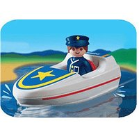 Playmobil 1.2.3 Coastal Search and Rescue (6720)