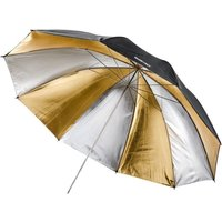 Walimex Reflex 150cm Dual Layer Umbrella - Gold/Silver