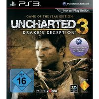 idealo DE Uncharted 3: Drake's Deception - Game of the Year Edition (PS3)