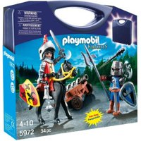 Playmobil Carrying Case Knights (5972)