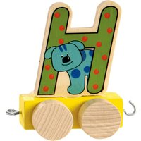 Hess Wooden Decor Alphabet Letter (0045)