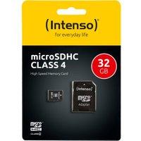 Intenso microSD 32GB Class 4 (3403480)