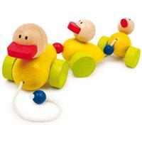 Small Foot Design Pull-Along Duck Family Quak