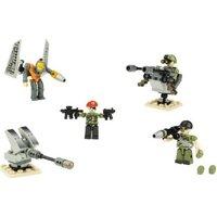 Hasbro KRE-O Battleship Land Defense Battle Pack