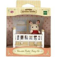 Sylvanian Families Chocolate Rabbit Baby Set (2205)