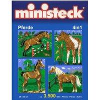 Ministeck Horses 4 Templates (31301)