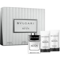 Bulgari Man Set (EdT 60ml + SG 75ml + AS 75ml)