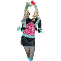Rubie's Monster High Lagoona Blue Costume