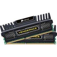 Corsair Vengeance Black 16GB Kit DDR3 PC3-12800 CL9 (CMZ16GX3M2A1600C9)