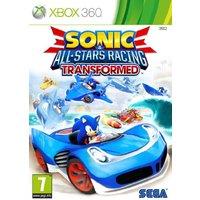 Sonic & All-Stars Racing: Transformed (Xbox 360)