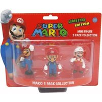 Together Plus Super Mario Mini Figure 3 Pack Collection