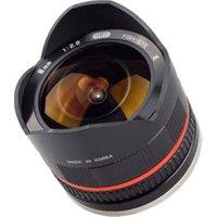 Samyang Fisheye 8mm f/2.8 UMC Samsung NX