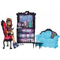 Monster High Coffin Bean Playset